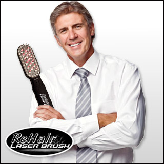 Laser Brush – Grows Hair with Power of Light |- Order As Seen On TV